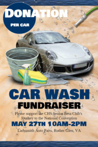 CHS Beta Car Wash