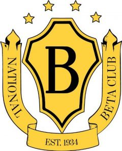 Caroline High School National Senior  Beta Club